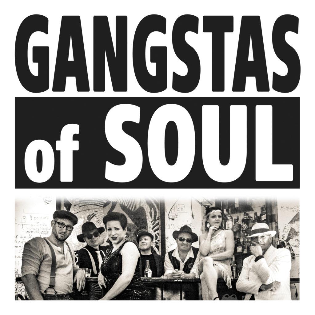 Die Musiker von Gangstas of Soul